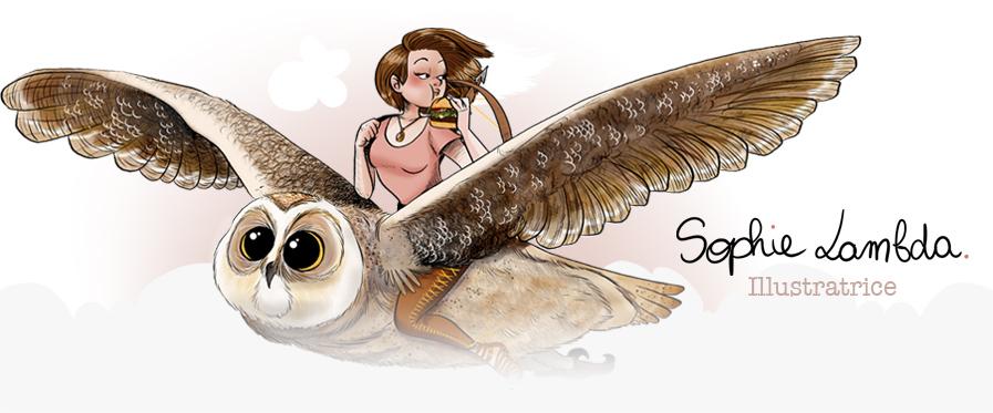 Sophie Lambda☆ banner