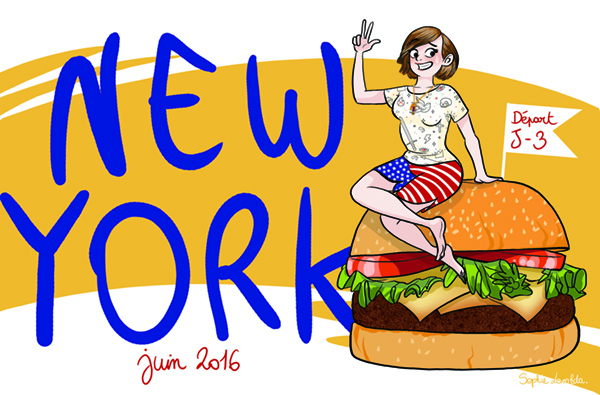 illustratrice New York