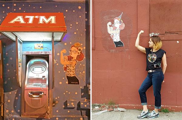 street art franc comtois new york