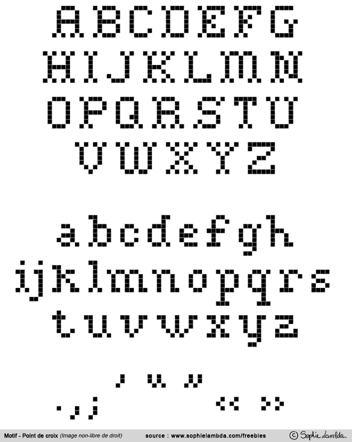alphabet-point-croix-pixel-art